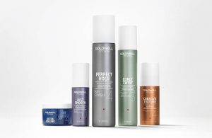 Goldwell Hair Styling Products